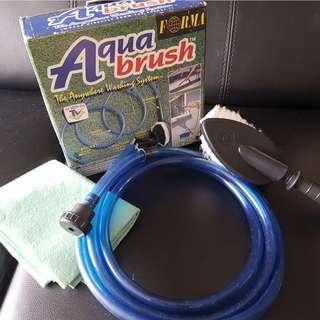 Brand new aqua brush with hose