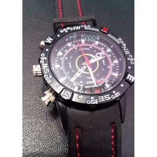 16gb Spy Watch Camera Recorder Waterproof