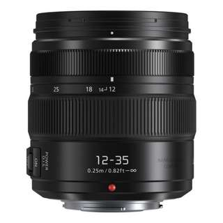 🚚 Panasonic 12-35mm II f2.8 Lumix G X Vario ASPH. POWER O.I.S. Wide Angle Zoom Lens