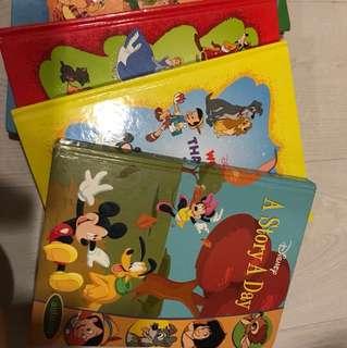 Girlier Disney Story Books