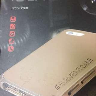 Element case Colour full black , jualan casing sahaja