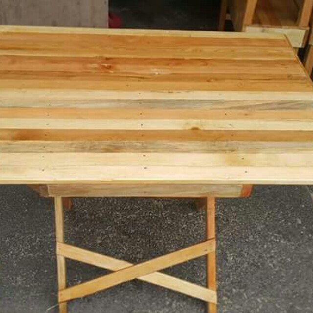 2x3ft foldable table