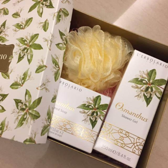 🛍新年氣質好禮_蕾莉歐/月桂花典藏禮盒
