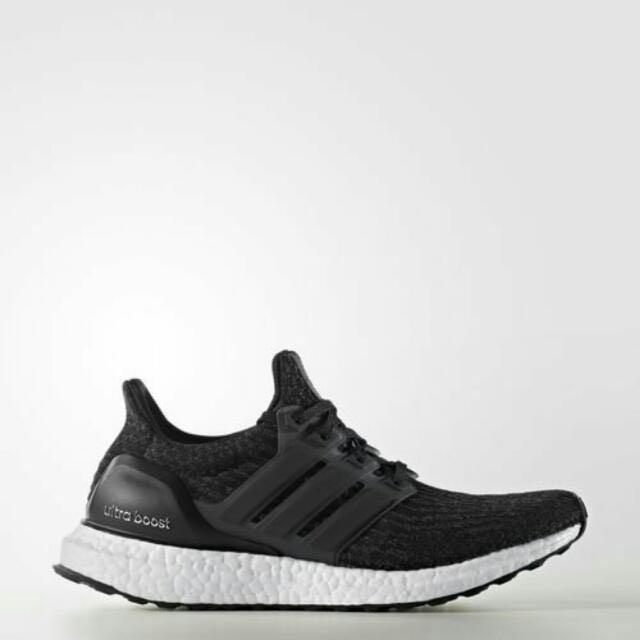 ebd208915d4f Adidas Ultra Boost 3.0 - Black White