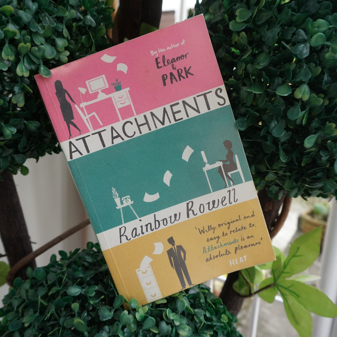 Attachments By Rainbow Rowell Books Books On Carousell