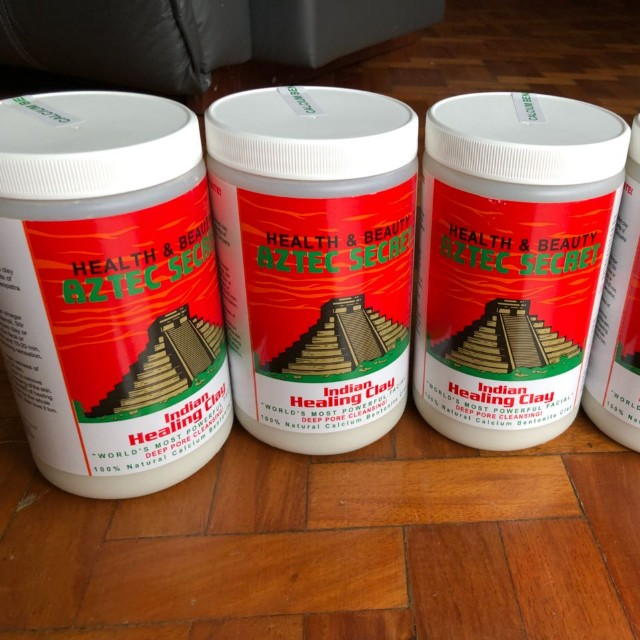 Aztec Secret Indian Healing Clay 50g REPACKED