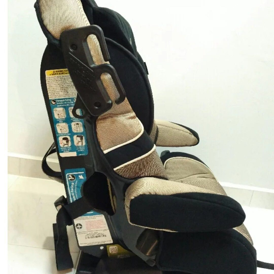 Baby Car Seat Safety 1st Alpha Omega Elite Babies Kids Strollers Bags Carriers On Carousell