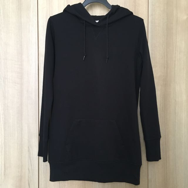 2019 best sell big selection classcic BN Uniqlo Black Hoodie