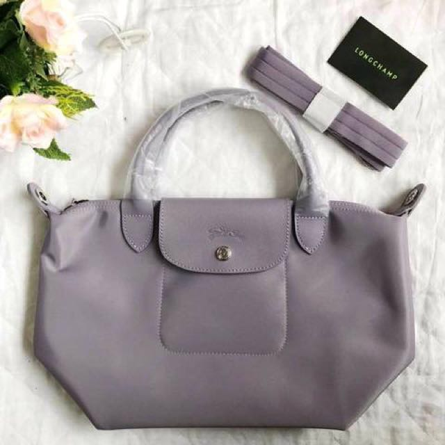 2c421df78fe6 BRANDNEW  Authentic Longchamp Neo Lavander
