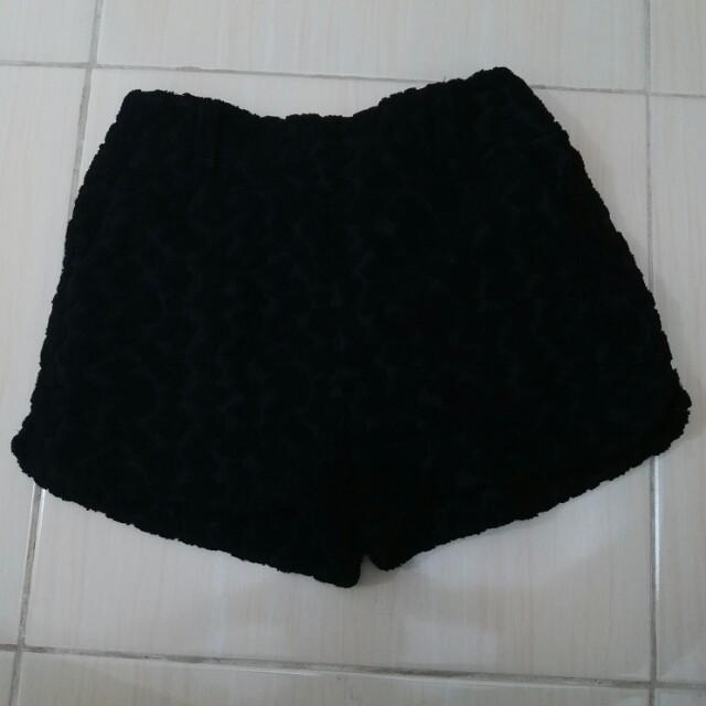 Brokat Hot Pants