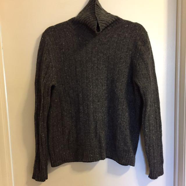 Brooks Brothers wool sweater - size medium