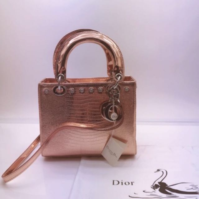 Christian Dior Lady Glossy