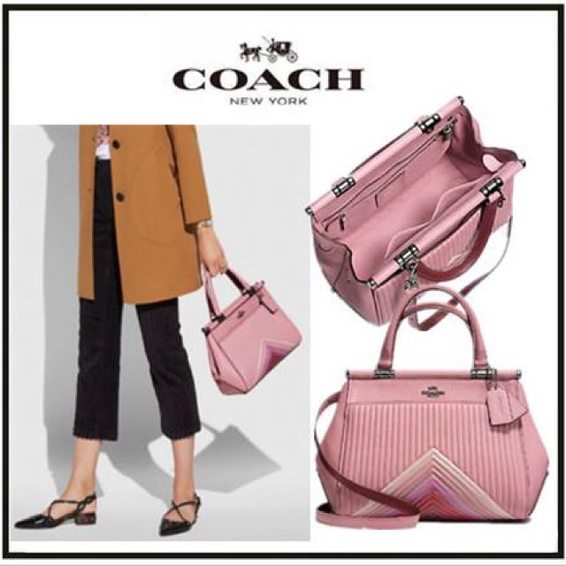 e1239c9ca9c5 🎊COACH GRACE BAG WITH COLORBLOCK QUILTING🎊, Women's Fashion, Bags &  Wallets on Carousell