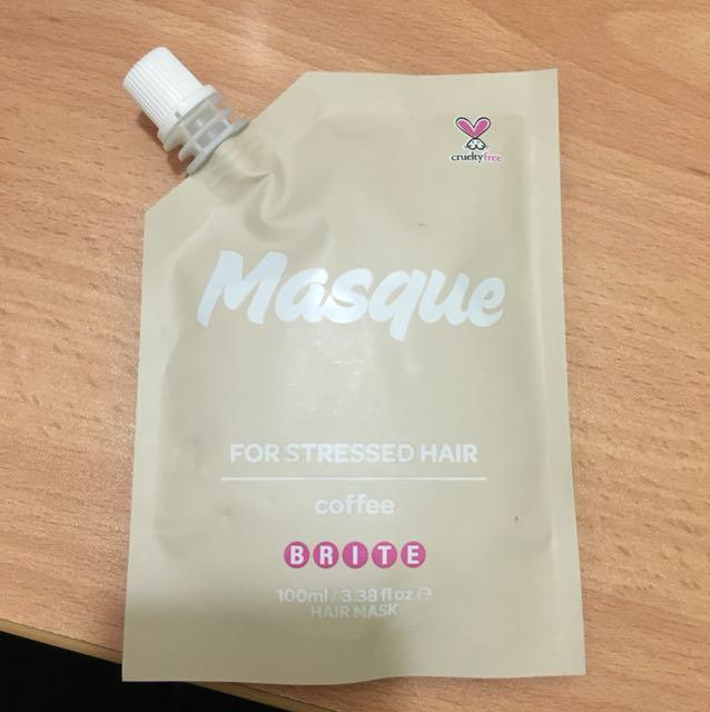 coffee hair mask BRITE 100ml