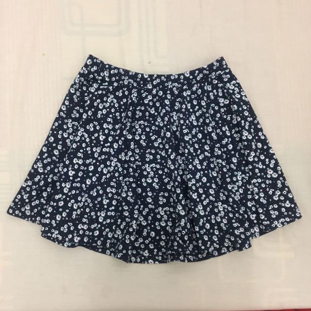 COTTON ON Midi Floral Skirt