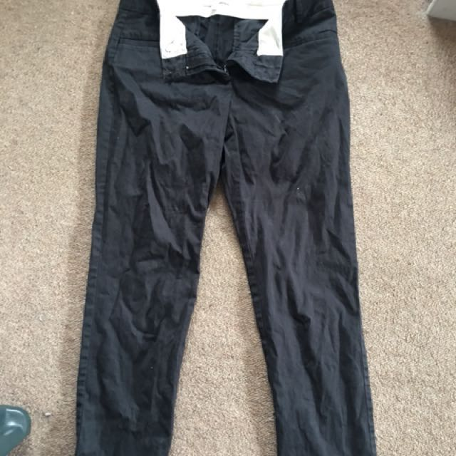 Country road size 10 work pants