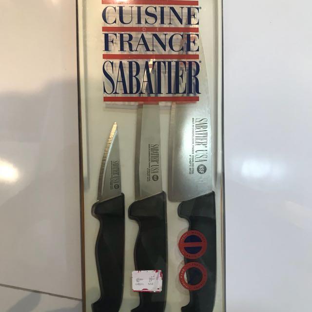 Cuisine de France Kitchen Knives