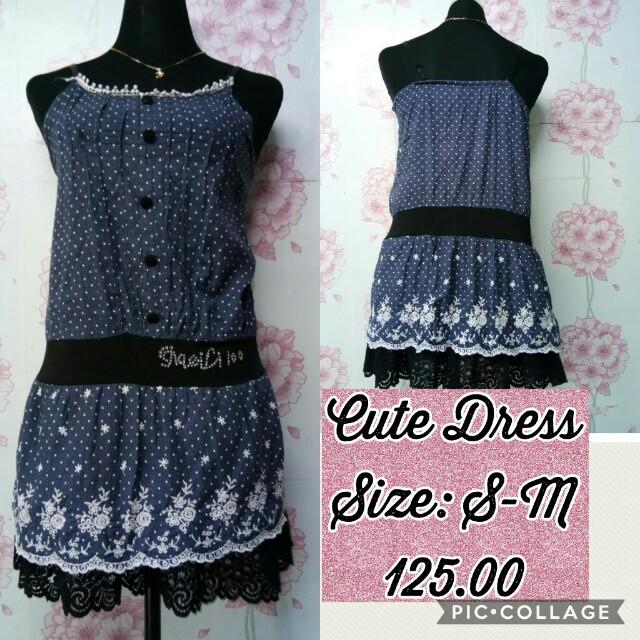 Cutr Dress