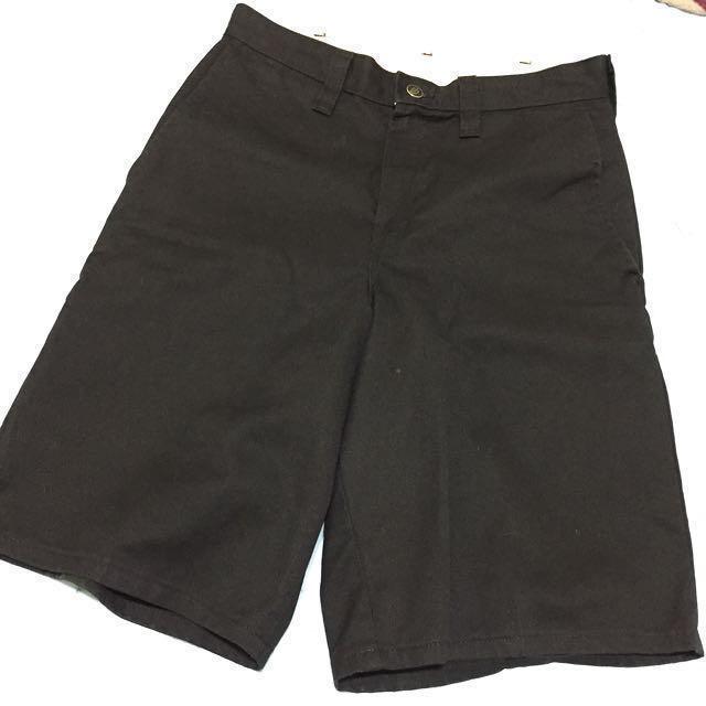 Dickies黑色短褲