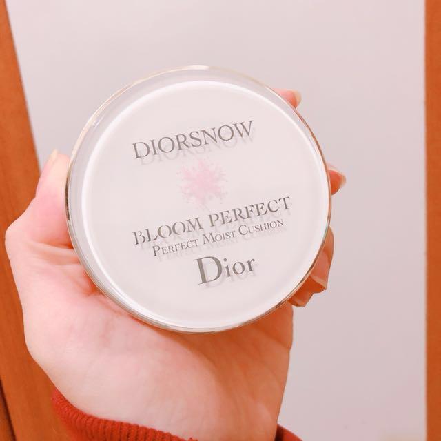 出清/Dior迪奧雪晶靈光感氣墊粉餅 自然色