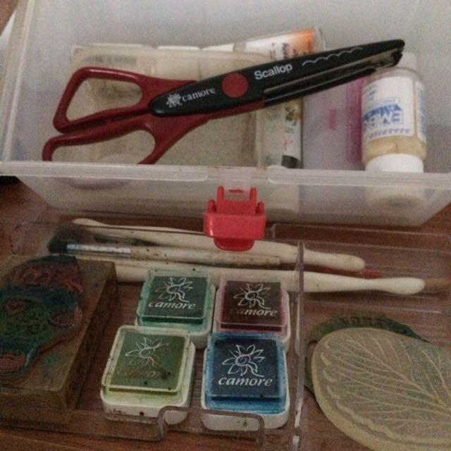 DIY手作裝備們(當初買加起來至少2000多吧)