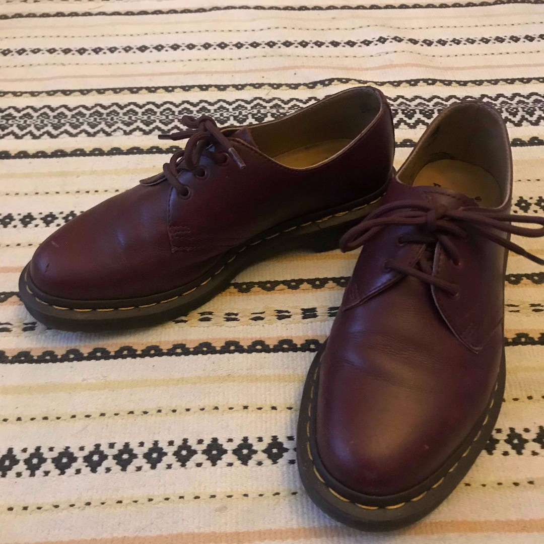 Doc Martens - Cherry