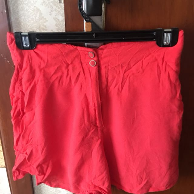 Dotti size 8 high waisted shorts