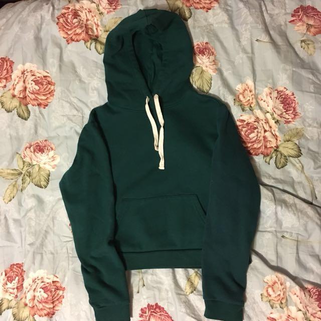 F21 crop sweater-M