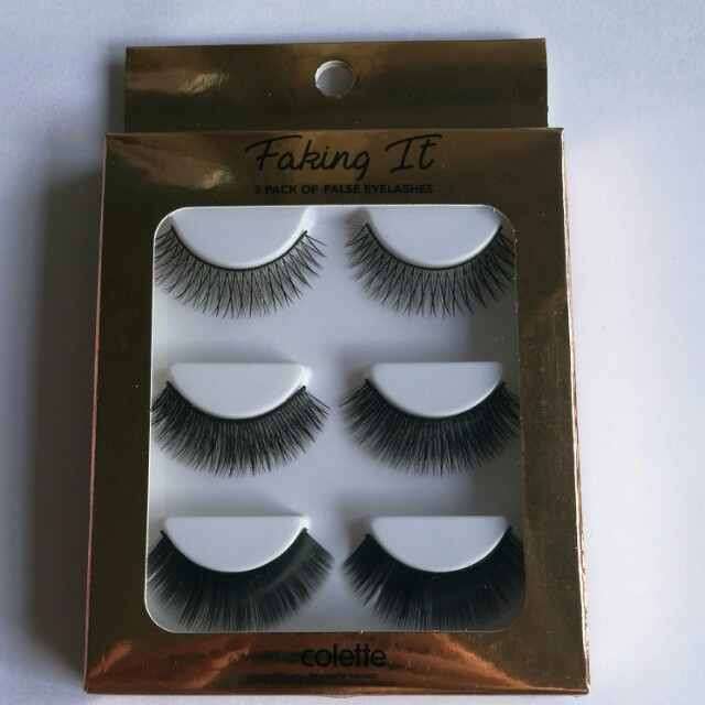 False lashes