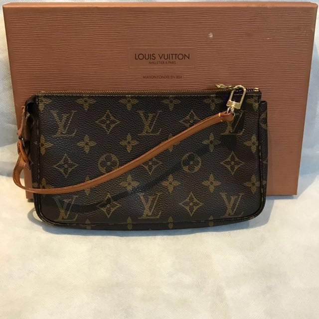 [Final Week!] LV Louis Vuitton Purse Authentic