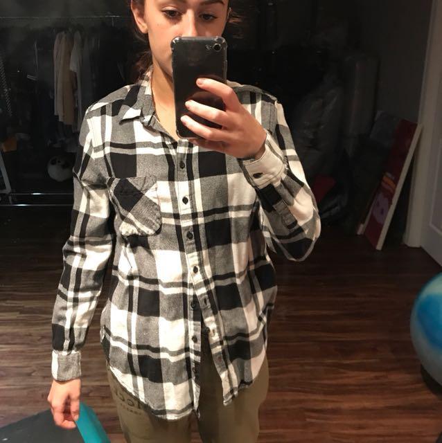 Flannel from Garage