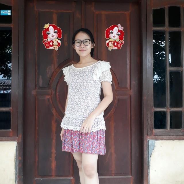 Flower Dress Pink