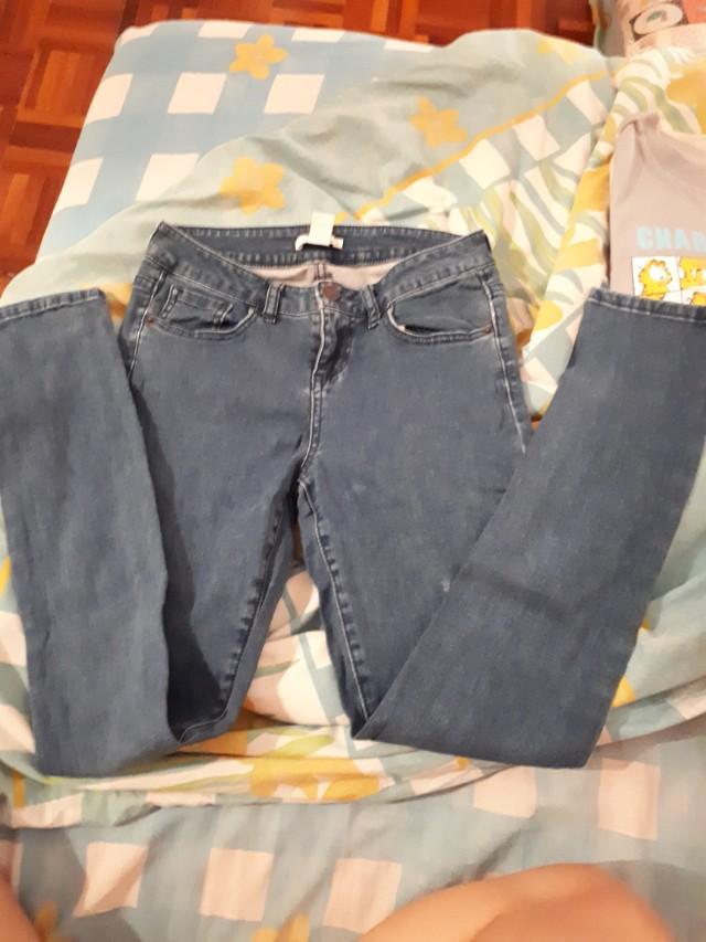 Forever 21 highwaisted jeans