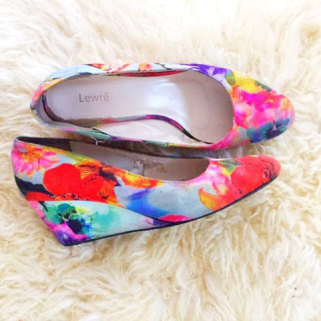 FREE Lewre Wedges for purchase above rm 60