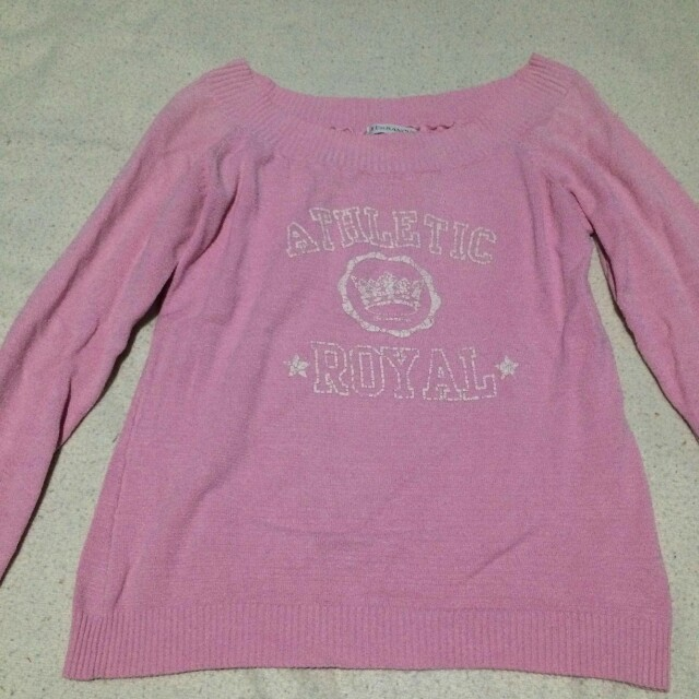 Free SF! Terranova Pink Long Sleeves