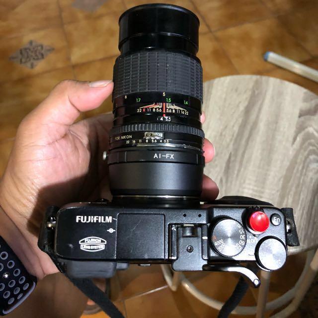 Fujifilm XE1 Body Only