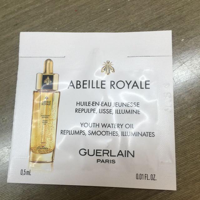 Guerlain 嬌蘭 皇家蜂王乳平衡油試用包 精華