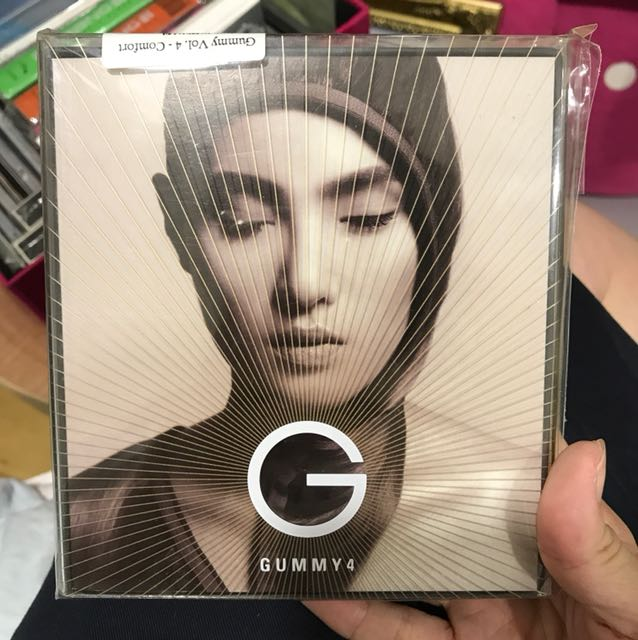 Gummy's 4th Album: Comfort