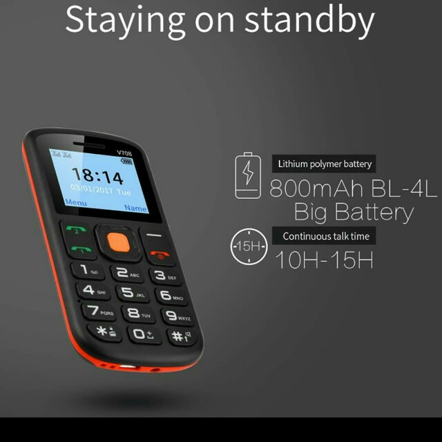 Handphone Buat Orang Tua Mobile Phones Tablets On Carousell