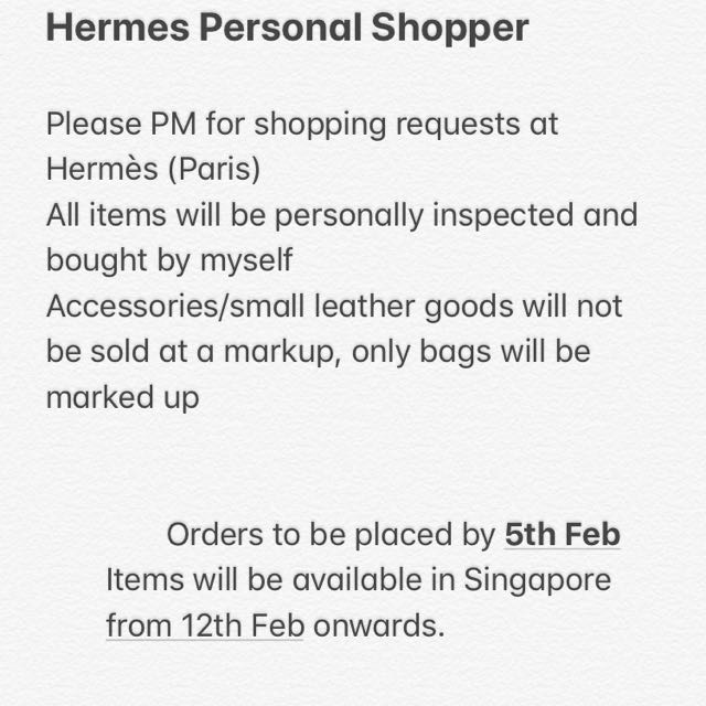 0e8f717376 Hermes leather goods - personal shopper (non bag items), Luxury ...