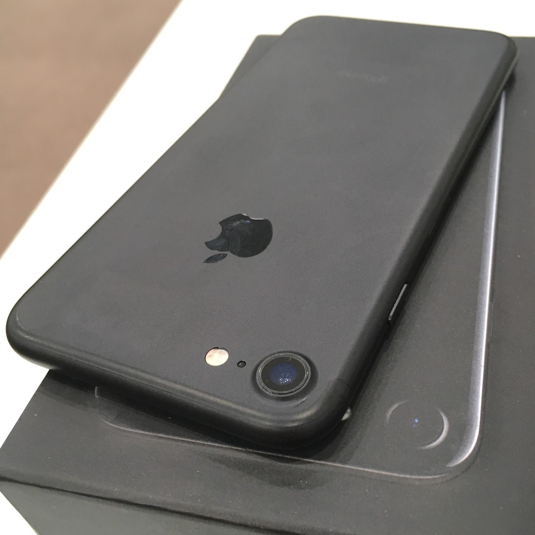 iPhone 7 128GB 4G/LTE Complete Original Apple 2nd Hand