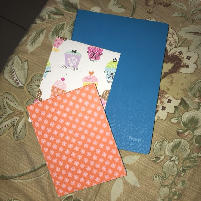Journal + notepads