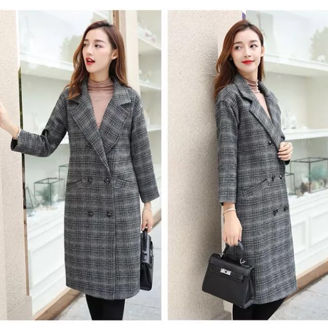f4009fd8049f Korean Fashion Winter Coats (Women)