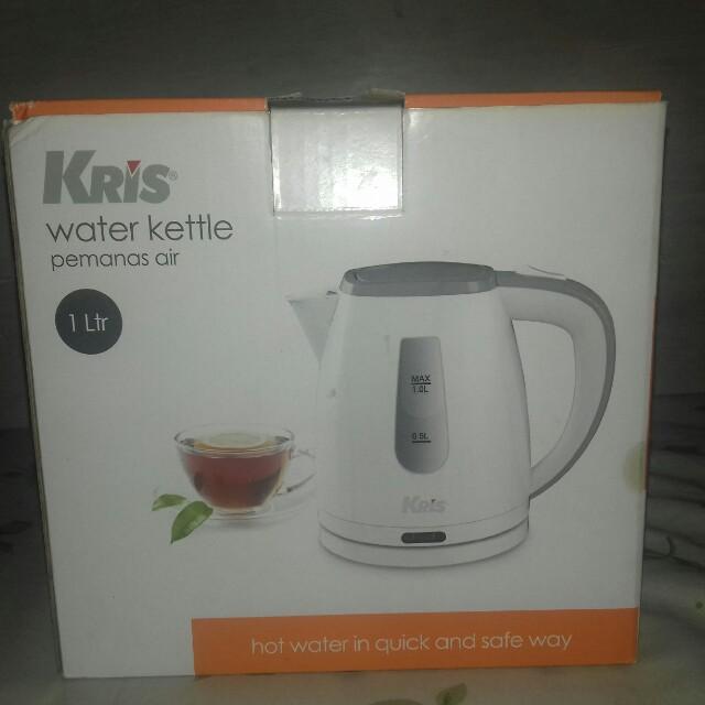 Kris water kettle ( pemanas air )