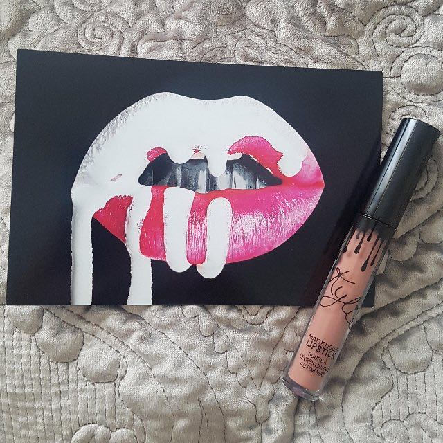 Kylie Matte Liquid Lipstick- Dolce K