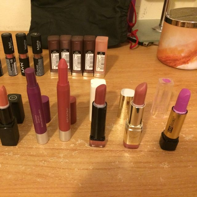 LIPSTICK LOT!! 3 for $5