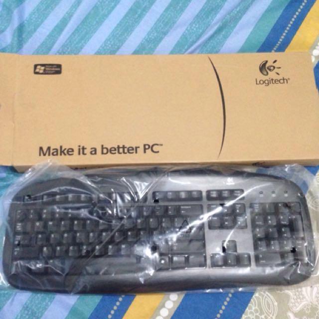 Logitech Keyboard for PC