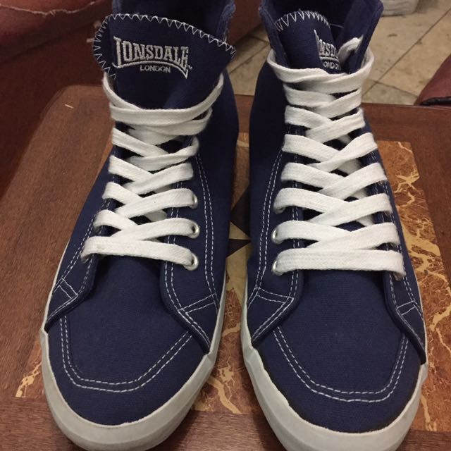 Lonsdale mens sneakers Size10