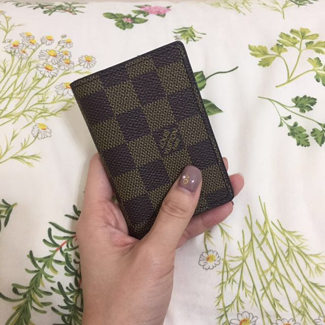 Louis Vuitton LV 同款 卡夾