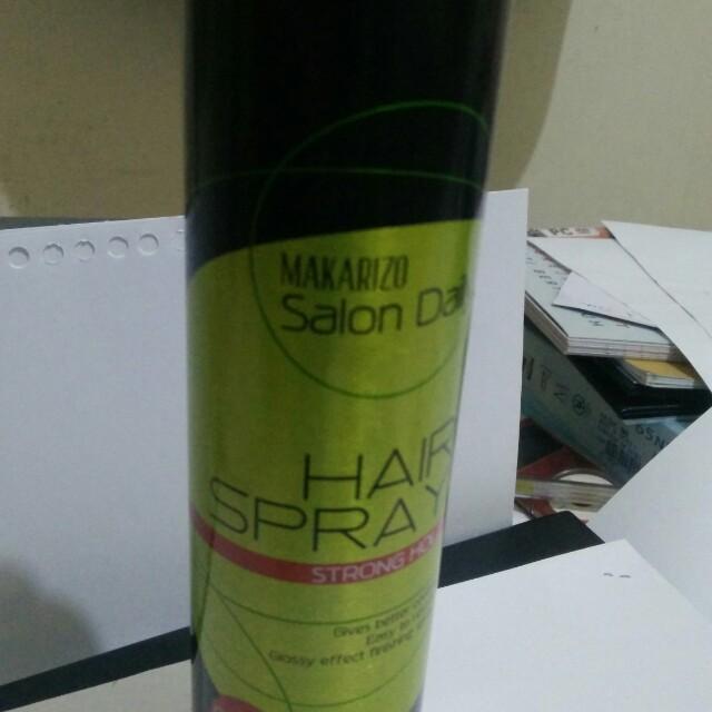 Makarizo Hair Spray